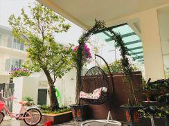 Sân vườn chị Tuyết Park City